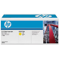 Hewlett Packard HP CE272A (HP 650A Yellow) Laser Toner Cartridge