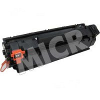 Hewlett Packard HP CE278A (HP 78A) Remanufactured MICR Laser Toner Cartridge