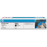 Hewlett Packard HP CE310A (HP 126A Black) Laser Toner Cartridge