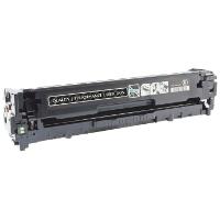 Hewlett Packard HP CE320A / HP 128A Black Replacement Laser Toner Cartridge