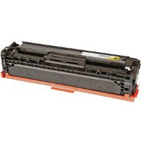 Hewlett Packard HP CE322A (HP 128A yellow) Compatible Laser Toner Cartridge