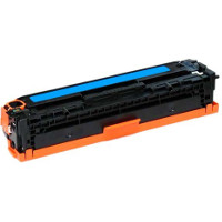 Compatible HP HP 651A Cyan (CE341A) Cyan Laser Toner Cartridge (Made in North America; TAA Compliant)