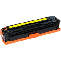 Compatible HP HP 651A Yellow (CE342A) Yellow Laser Toner Cartridge