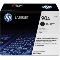 Hewlett Packard HP CE390A (HP 90A) Laser Toner Cartridge