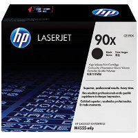 Hewlett Packard HP CE390X (HP 90X) Laser Toner Cartridge