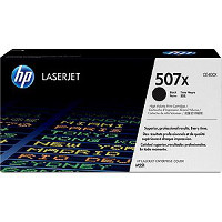 Hewlett Packard HP CE400X (HP 507X Black) Laser Toner Cartridge