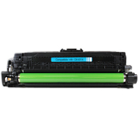 Hewlett Packard HP CE401A (HP 507A Cyan) Compatible Laser Toner Cartridge
