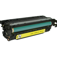Hewlett Packard HP CE402A / HP 507A Yellow Replacement Laser Toner Cartridge