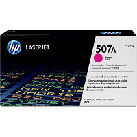 Hewlett Packard HP CE403A (HP 507A Magenta) Laser Toner Cartridge