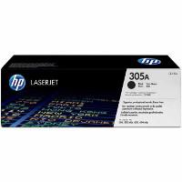 Hewlett Packard HP CE410A (HP 305A Black) Laser Toner Cartridge