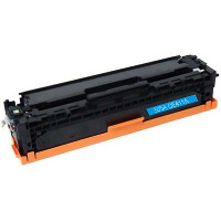 Hewlett Packard HP CE411A (HP 305A Cyan) Compatible Laser Toner Cartridge