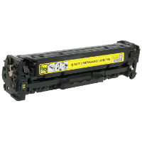 Service Shield Brother CE412A Yellow Replacement Laser Toner Cartridge by Clover Technologies