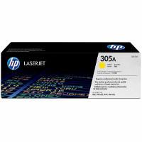 Hewlett Packard HP CE412A (HP 305A Yellow) Laser Toner Cartridge