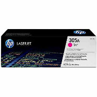 Hewlett Packard HP CE413A (HP 305A Magenta) Laser Toner Cartridge