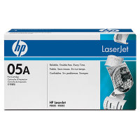 Hewlett Packard HP CE505A (HP 05A) Laser Toner Cartridge