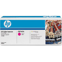 Hewlett Packard HP CR743A (HP 307A Magenta) Laser Toner Cartridge