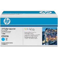 Hewlett Packard HP CF031A (HP 646A Cyan) Laser Toner Cartridge
