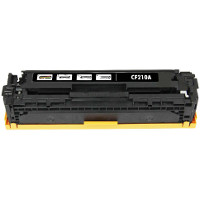 Hewlett Packard HP CF210A (HP 131A Black) Compatible Laser Toner Cartridge