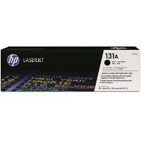 Hewlett Packard HP CF210A (HP 131A Black) Laser Toner Cartridge