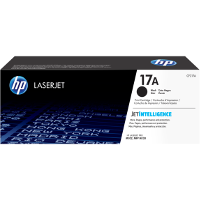 Hewlett Packard HP CF217A / HP 17A Laser Toner Cartridge