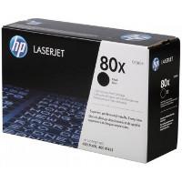 Hewlett Packard HP CF280X (HP 80X) Laser Toner Cartridge