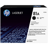 Hewlett Packard HP CF281A (HP 81A) Laser Toner Cartridge