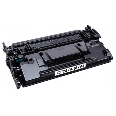 Compatible HP HP 87A (CF287A) Black Laser Toner Cartridge