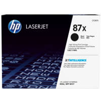 Hewlett Packard HP CF287X / HP 87X Laser Toner Cartridge