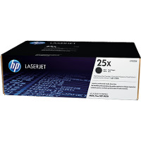 Hewlett Packard HP CF325X (HP 25X) Laser Toner Cartridge