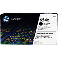 Hewlett Packard HP CF330X (HP 654X) Laser Toner Cartridge