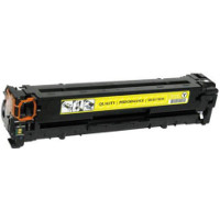 Hewlett Packard HP CF332A (HP 654A yellow) Compatible Laser Toner Cartridge