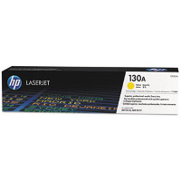 Hewlett Packard HP CF352A (HP 130A Yellow) Laser Toner Cartridge