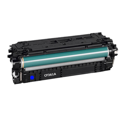 Compatible HP HP 508A Cyan (CF361A) Cyan Laser Toner Cartridge (Made in North America; TAA Compliant)