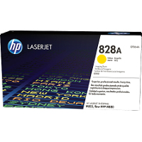 Hewlett Packard HP CF364A (HP 828A Yellow) Printer Image Drum