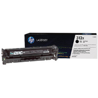 Hewlett Packard HP CF380X (HP 312X) Laser Toner Cartridge