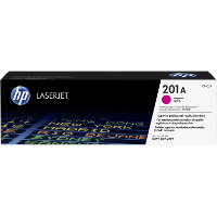 Hewlett Packard HP CF403A (HP 201A Magenta) Laser Toner Cartridge