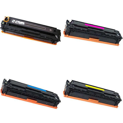 Compatible HP 410A / 411A / 412A / 413A Laser Toner Cartridge MultiPack