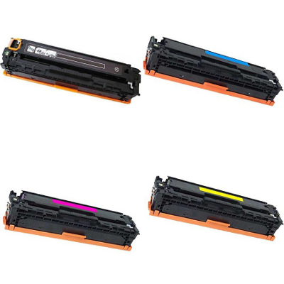 Compatible HP 410X / 411X / 412X / 413X Laser Toner Cartridge MultiPack