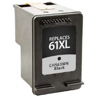 Remanufactured HP HP 61XL Black (CH563WN) Black Inkjet Cartridge (Made in North America; TAA Compliant)