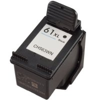 Hewlett Packard HP CH563WN (HP 61XL black) Remanufactured InkJet Cartridge