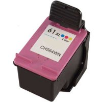 Hewlett Packard HP CH564WN (HP 61XL color) Remanufactured InkJet Cartridge