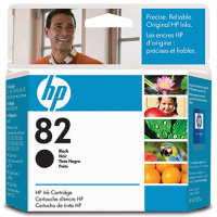 HP 82 Black OEM originales Cartucho de tinta
