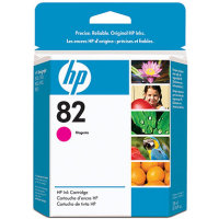 Hewlett Packard HP CH567A (HP 82 Magenta) InkJet Cartridge