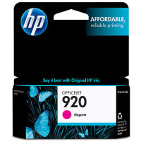 Hewlett Packard HP CH635AN (HP 920 Magenta) InkJet Cartridge