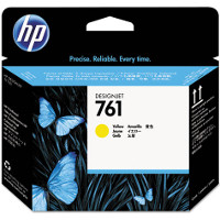 Hewlett Packard HP CH645A (HP 761 Yellow) InkJet Cartridge Printhead