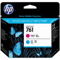 Hewlett Packard HP CH646A (HP 761 Cyan / Magenta) InkJet Cartridge Printhead