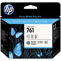 Hewlett Packard HP CH647A (HP 761 Gray / Dark Gray) InkJet Cartridge Printhead