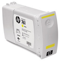 HP 761 Yellow OEM originales Cartucho de tinta