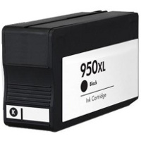 Hewlett Packard HP CN045AN (HP 950XL black) Remanufactured InkJet Cartridge