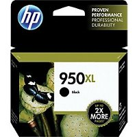 Hewlett Packard HP CN045AN (HP 950XL Black) InkJet Cartridge